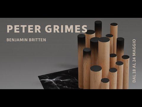 Benjamin Britten PETER GRIMES - Direttore Juraj Valcuha - Regia: Cesare Lievi