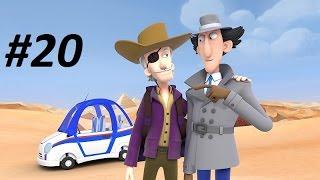 Inspector Gadget  Episode 20 / Cartoon For Children 2017