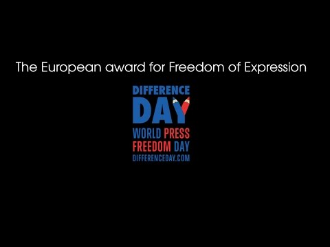The European award for Freedom of Expression