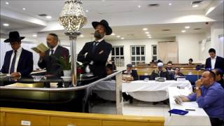 Sephardi Selichot with Chazan אבשלום אבן חיים at Od Yosef Hai, London. Organised by TAL.