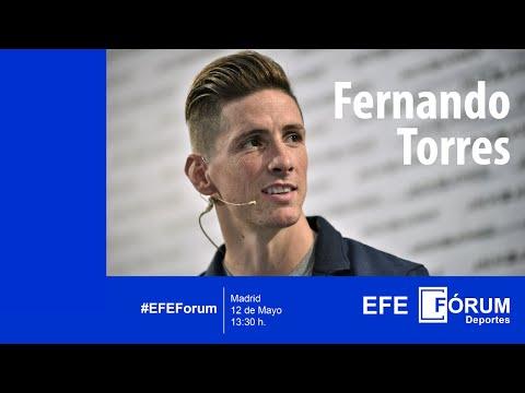 EFE Fórum Deportes con Fernando Torres