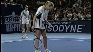 European Mixed Masters 1993 SF Garrison-Jackson/McEnroe vs. Graf/Lendl 2/2