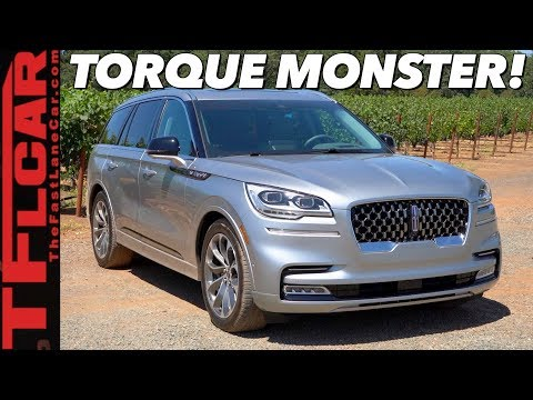 2020 Lincoln Aviator Grand Touring Review: More Torque Than A Raptor, More Luxury Than A Cadillac?