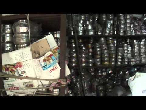 Prakash Steel Emporium, Shop No 4,  Manish Market, Vegetable Market, Cinema Road, Bardoli, Surat, Gujarat, India, 21st April 2012 1