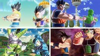 Father-Son Fusion Compilation - Dragon Ball Xenoverse 2 Mods