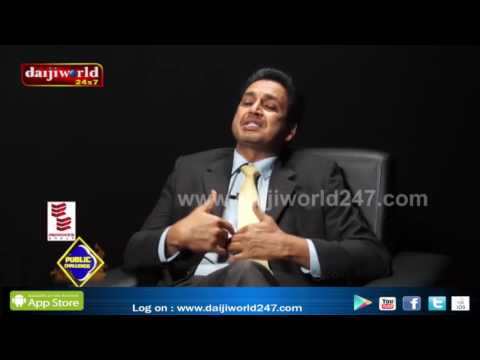 Public challenge EPI 28 A  B  Ibrahim │Daijiworld Television