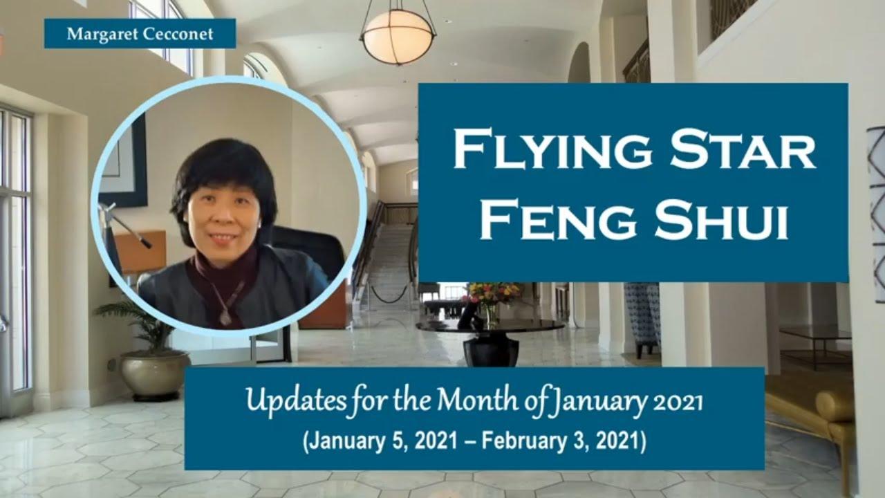 January 2021 Flying Star Feng Shui Update