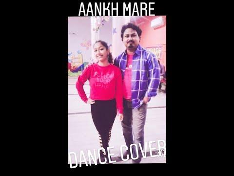 SIMMBA:Aankh Marey ||Neha Kakkar & Mikka singh || Choreography- MUKESH SHARMA