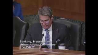 Vitter Questions President of the Export-Import Bank of the United States on Coal