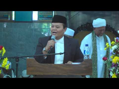 Ceramah Maulid Hidayat Nur Wahid