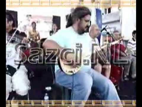 Kemal Alaçayır - Konser Öncesi Prova - Diyar Diyar - Enfes İntro