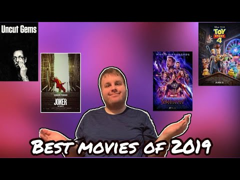 THE TOP 15 BEST MOVIES OF 2019