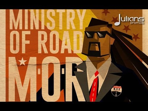 Machel Montano - Ministry Of Road (M.O.R.)