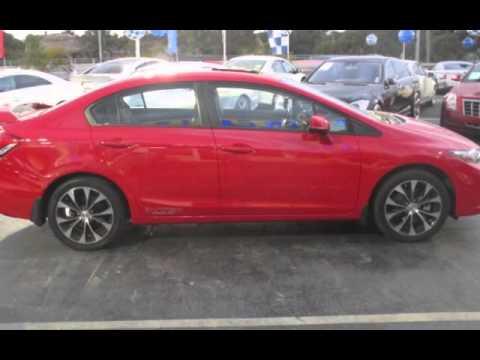 2013 Honda Civic Si for sale in MIAMI FL  YouTube