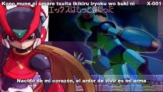 Revolution - Kamen Rider - Megaman Zero FanMade Sub Español