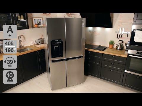 LG GSL760PZXV Amerikanerkøleskab
