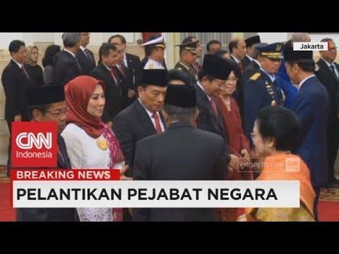 Cantik & Anggunnya Istri Para Menteri Baru Kabinet Jokowi