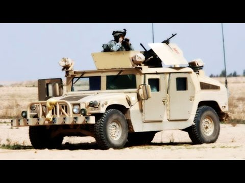 U.S. Military Auctions Off Humvees