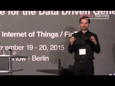 """How Wearable and IoT generated Data disrupt Business and Health"", Ralf Belusa, Sr Director at zanox"