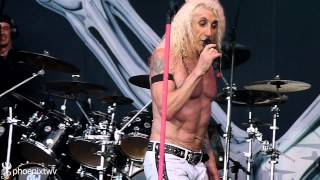 Twisted Sister - I Wanna Rock (Live At Download Festival 2014) 14/6/14