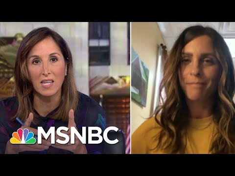 Billy Graham's Granddaughter On Pope's Same-Sex Civil Union Comments | Ayman Mohyeldin | MSNBC