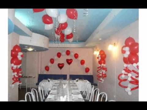 Украшение зала на свадьбу шарами идеи, фото, советы