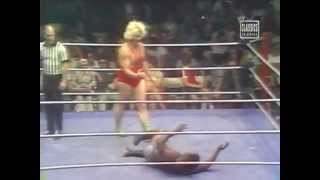 Ken Patera vs SD Jones