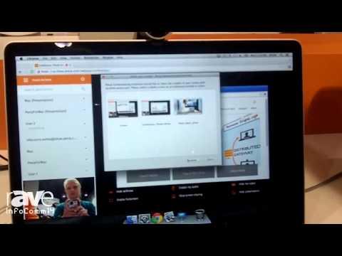 InfoComm 2014: Pexip Presents its Web RGC Based Solution