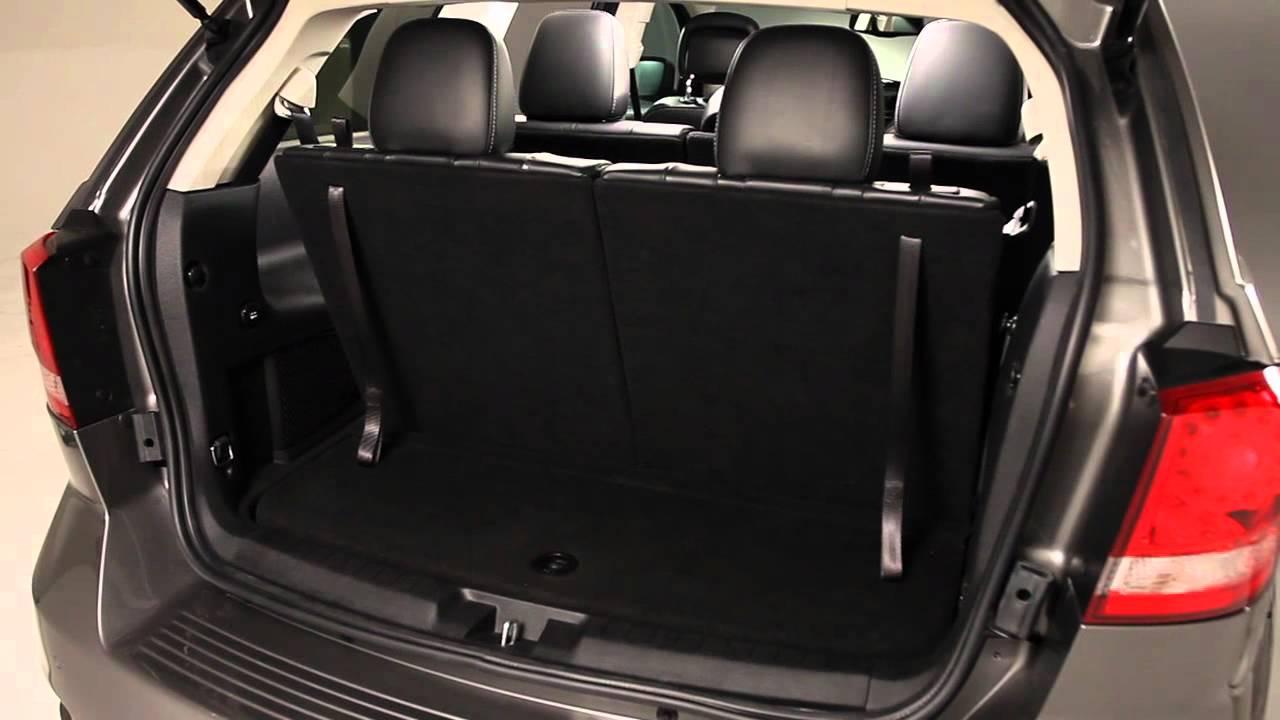 Il Bagagliaio Di Fiat Freemont Youtube