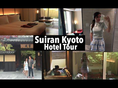 Suiran Kyoto Japan Hotel Tour SPG