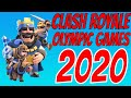 Clash Royale Olympic Games #2/Who is the strongest card #2/Must watch!
