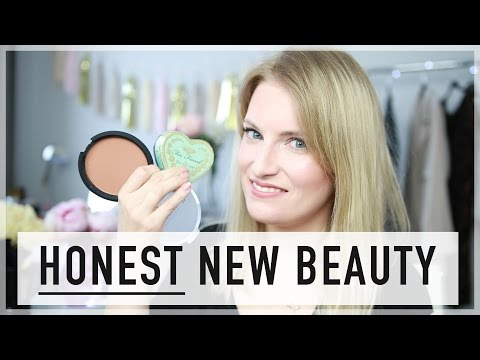 BRUTALLY HONEST: NEW IN BEAUTY   MAY 2016