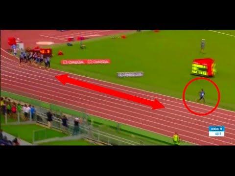 Pacemaker's 800m final fail