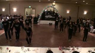 jies 18th birthday surprise dance