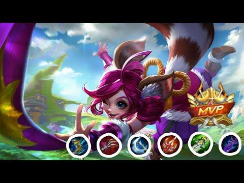 Dijamin Sakit ...!!      #cara Build Nana Mobile Legend Berbagai Alfa Riki Gaming