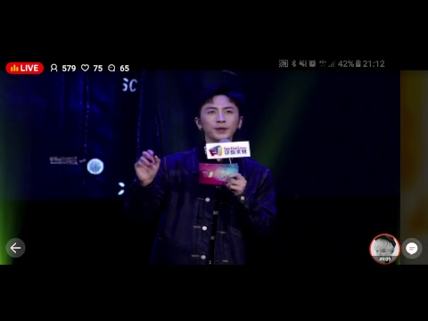 [ Live ]  6 MoonsAsiaTour in Wuhan China    part 1