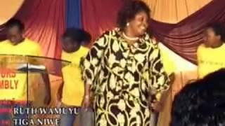 Ruth Wamuyu - Tiga Niwe ( Official Video)