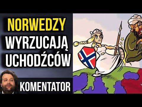 Norwegia się Budzi - Wybiera Prawicę i Deportuje Uchodźców - WYWIAD!!
