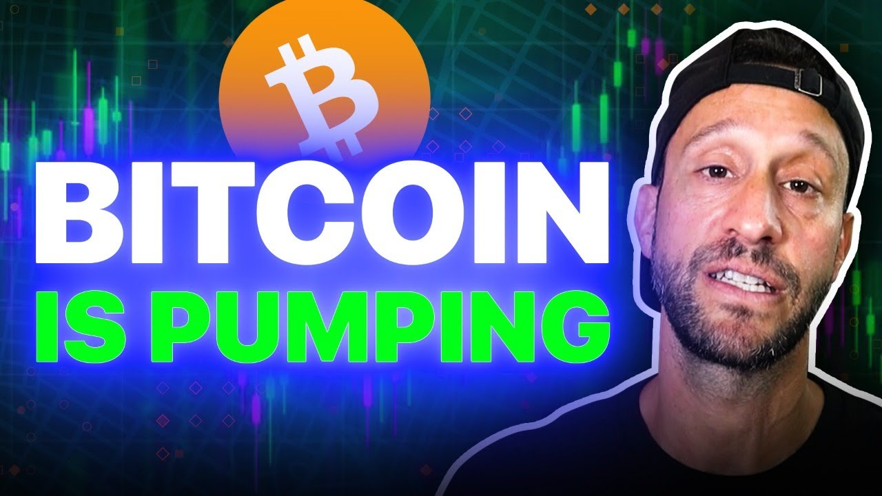 Download BITCOIN IS PUMPING   TOP 10 CRYPTO ANALYSIS
