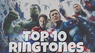 Download Top 10 Marvel Heroes Ringtones for Your Android Device's [ Download Link ] Mp3 and Videos