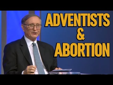 Stephen Bohr And Abortion In The Seventh-day Adventist Church