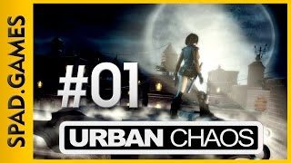 Urban Chaos (PC): #01 (Walkthrough - Gameplay)