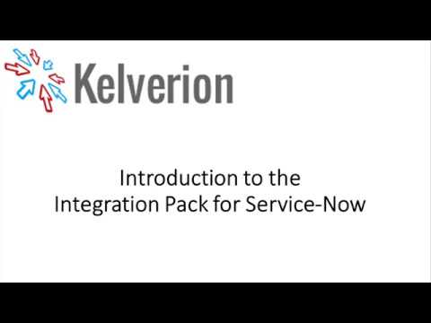 Orchestrator Integration Pack for ServiceNow Integration for