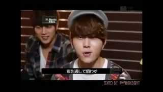 yoseob rap junhyung sing