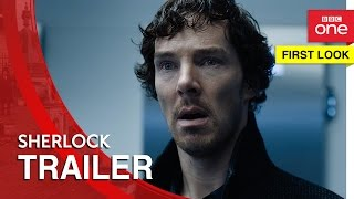 Sherlock: Series 4 teaser trailer - BBC One
