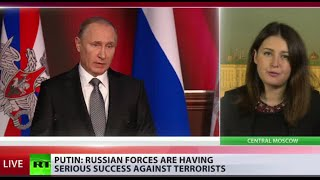 Any threats to Russian military in Syria will be destroyed - Putin