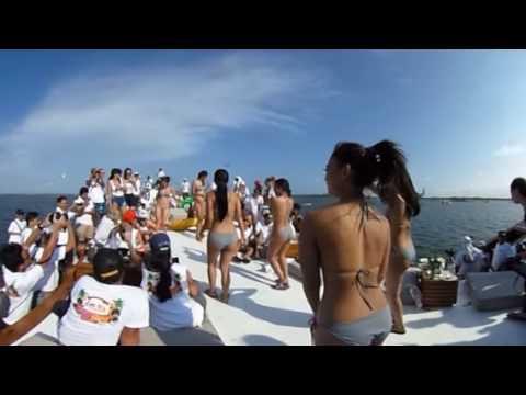 Party Paling Seksi di Atas Boat   Fiesta Funtasy 2016   360 Video