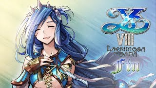 [PS4]Ys8 Lacrimosa of DANA-伊蘇 8-丹娜的隕涕日-終幕-真結局
