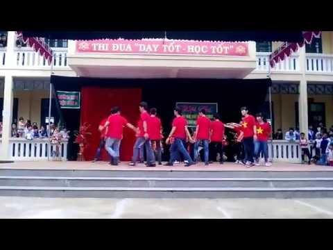 Flashmob 12G7 - THPT Triệu Sơn 3
