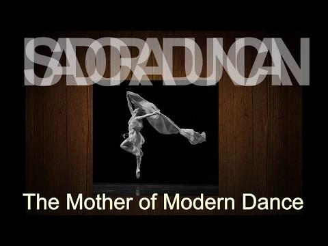 California Living Museum - ISADORA DUNCAN --- The Mother of Modern Dance